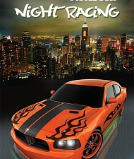 "Блокнот А6 32 л. ""Night racing"" гребень арт.Б32А6М118/Т"