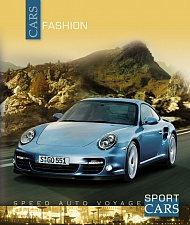 "Т. 18 л. кл.""Cars fashion"" арт. ТШ18К9454/6"