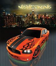 "Т. 18 л. кл.""Night racing"" арт. ТШ18К9327/6"